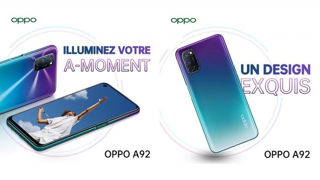 Oppo A92 Tunisie Tunisiatech