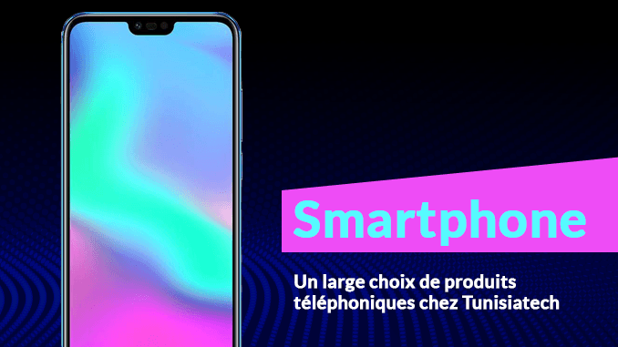 Smartphone en Tunisie : découvrez les dernières innovations chez Tunisiatech