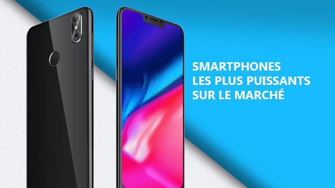 Smartphones 4000mAh en Tunisie