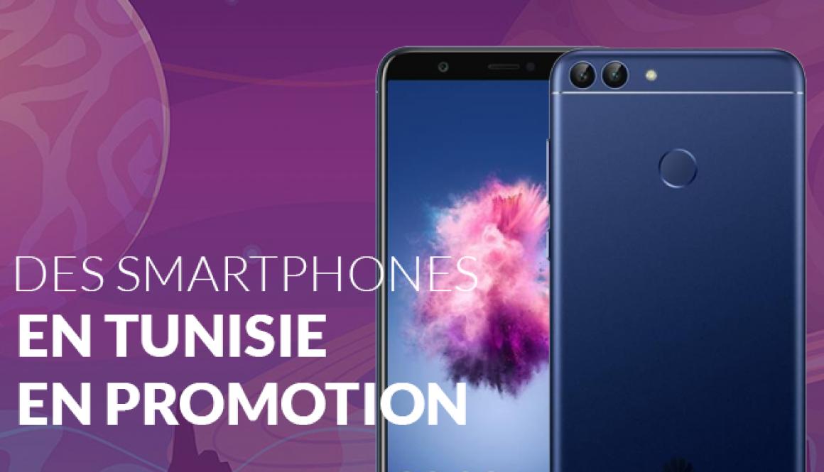 smartphones Tunisie en promotion