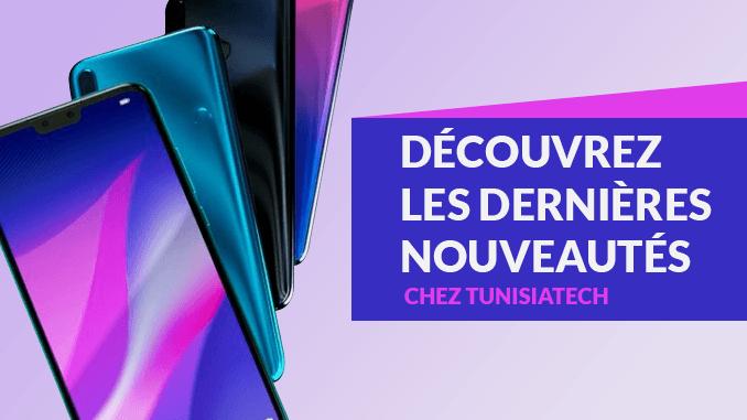 Les meilleurs smartphones de 2019 en Tunisie chez Tunisiatech