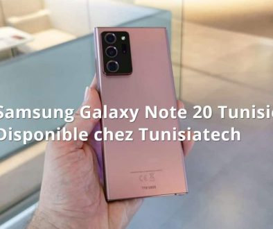 Samsung Galaxy Note 20 Tunisie