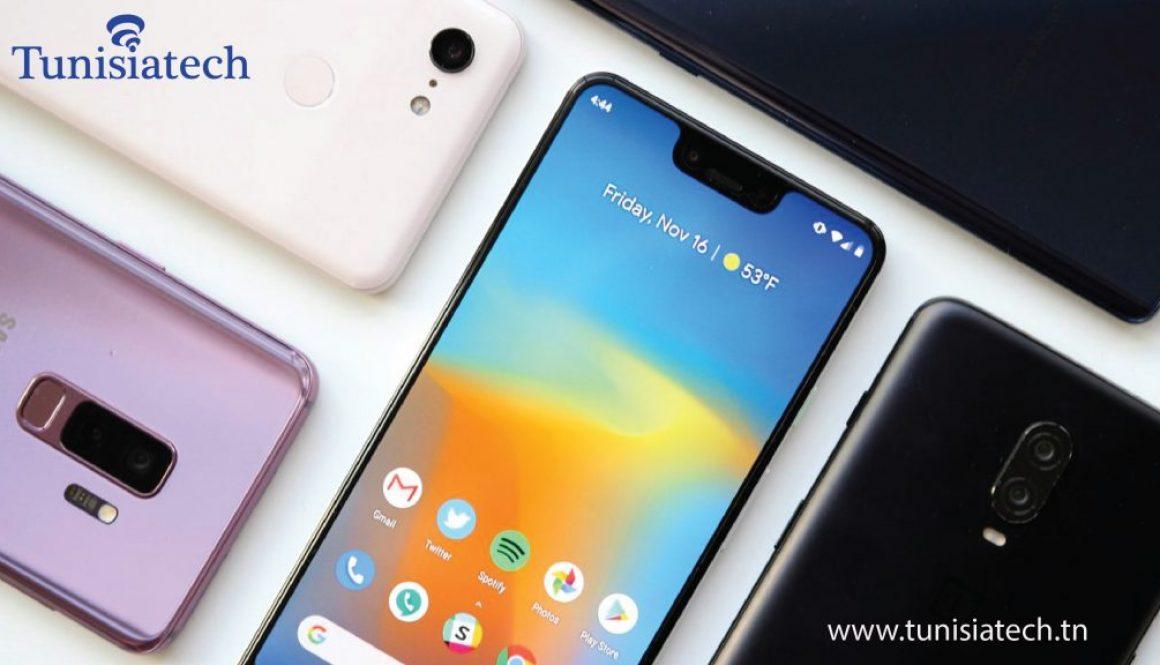 smartphone 2020 tunisie