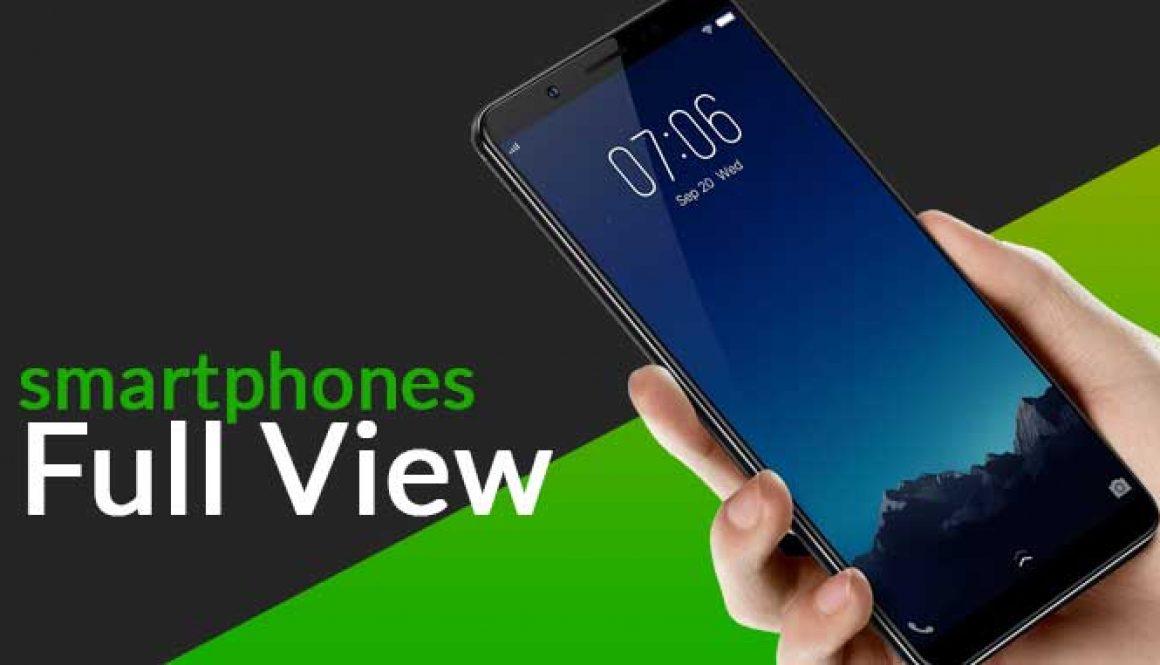 smartphones Full View en tunisie
