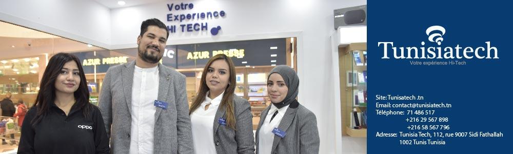 Tunisiatech premier site de vente en ligne en Tunisie