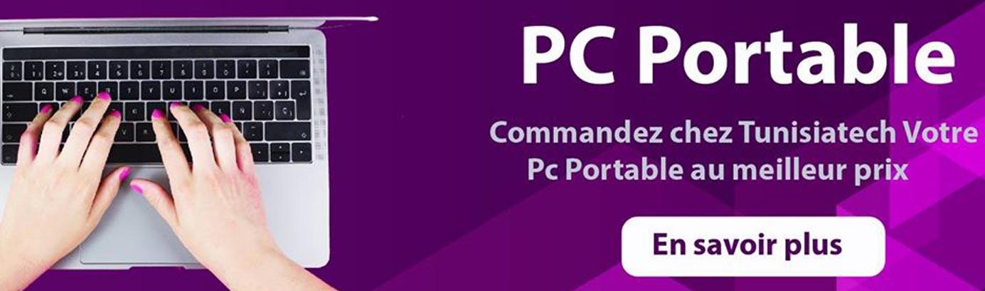 Toute une gamme de PC portables en Tunisie chez Tunisiatech