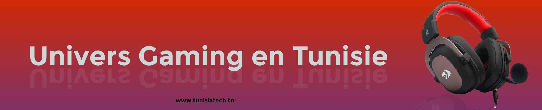 gaming en Tunisie à bas prix chez Tunisiatech pour les gamers